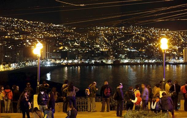 В Чили объявлено чрезвычайное положение из-за землетрясения