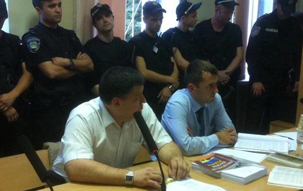 Суд арестовал Мосийчука, депутат объявил голодовку