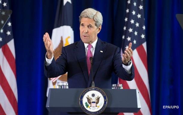 Керри просит Россию содействовать переговорам с Асадом