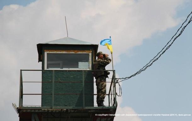 Украинские пограничники задержали беженцев из Сирии