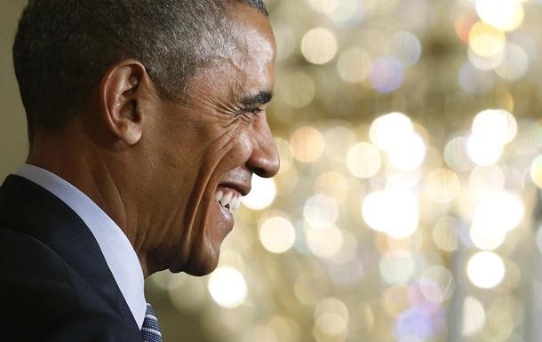 Обама поздравил младенца со 101-м днем рождения