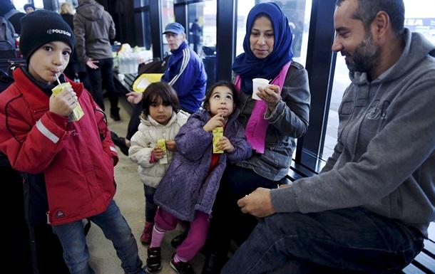 В Финляндию за сутки прибыли около тысячи мигрантов - СМИ