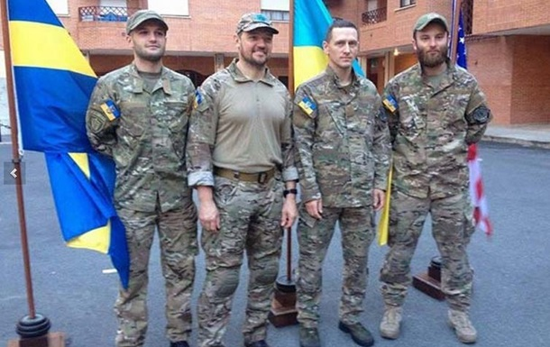 Украинцы заняли третье место на чемпионате по оказанию помощи раненым в бою