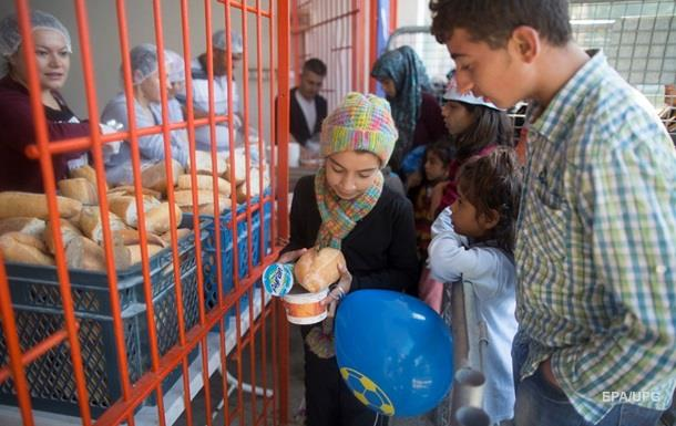 Германия выделит 20 миллионов евро на помощь сирийским беженцам