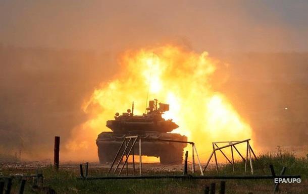 За двое суток в Сирии уничтожили более ста боевиков