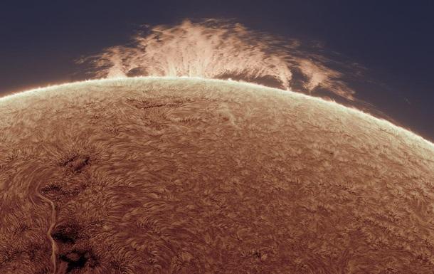 NASA показало жуткое фото процессов на Солнце