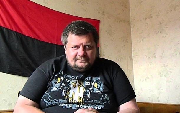 Мосийчук назвал условие прекращения голодовки