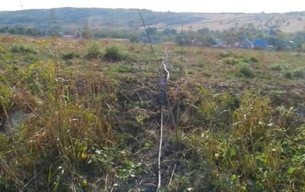 На Одесчине обнаружен проложенный в Приднестровье трубопровод