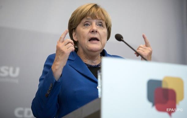 Меркель: ЕС не справится с мигрантами без России и США
