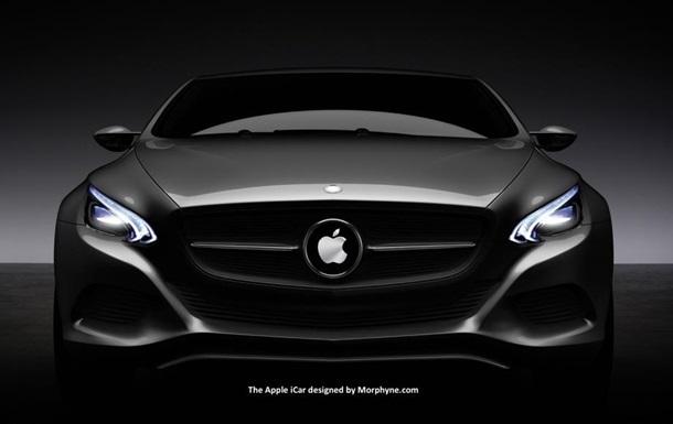 Оголошено терміни виходу першого автомобіля Apple - ЗМІ