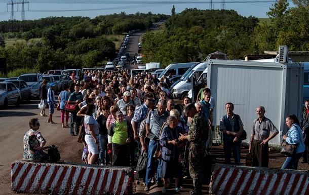 В Луганской ОГА будут выдавать разрешения на проезд фур