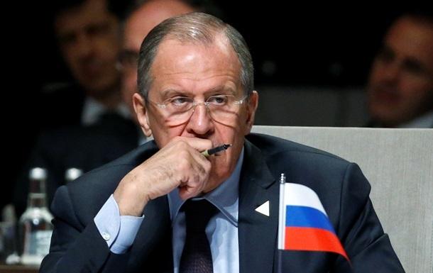 Лавров: Выборы в Донецке и Луганске ничего не нарушают