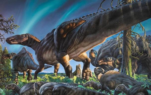На Аляске нашли останки уникального арктического динозавра