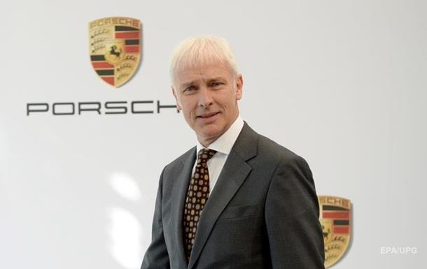 Новым главой Volkswagen стал гендиректор Porsche