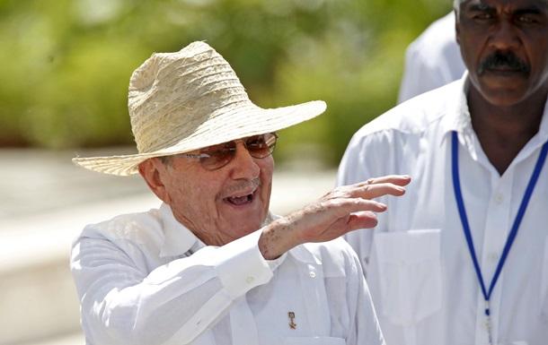 Впервые за 15 лет глава Кубы посетил США