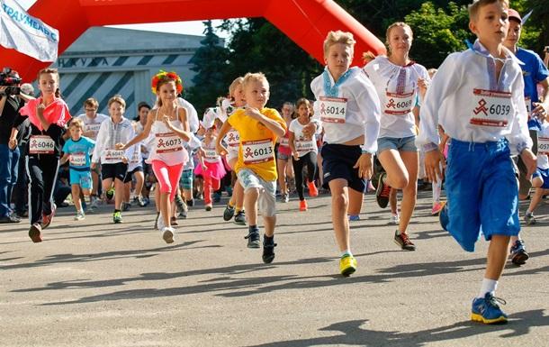 В Киеве пройдет VI Wizz Air Kyiv City Marathon 2015