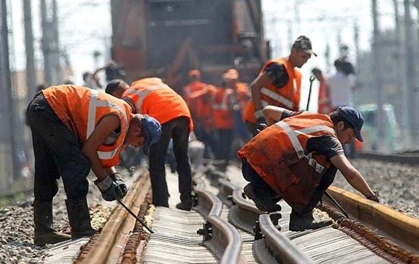 Россия начала строительство участка железной дороги в обход Украины
