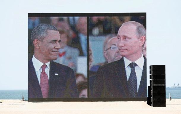 Путин vs. Обама. Видеобитва президентов в шуточных коубах