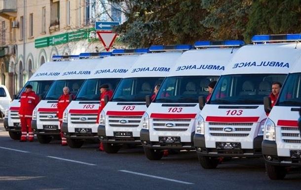 У Сімферополі розстріляли пункт швидкої допомоги: двоє загинули