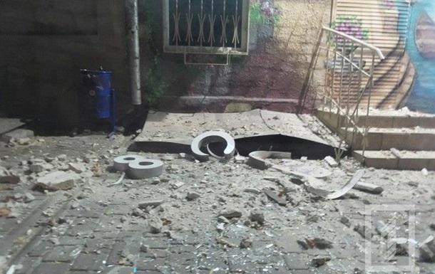 Біля будівлі СБУ в Одесі прогримів вибух