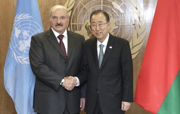 Минск стал символом мира украинского кризиса - генсек ООН