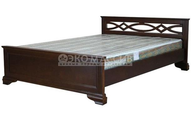 Кровати из дуба в интернет-магазине «Эко-Массив»