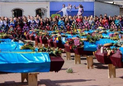 Над пропастью во лжи:когда власти назовут истинную цену войны в Донбассе?