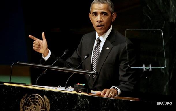Обама готов сотрудничать с Россией по Сирии