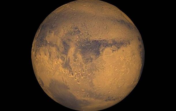 NASA нашло доказательства наличия воды на Марсе