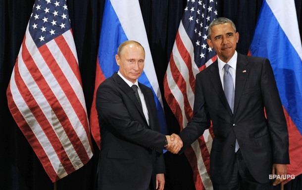 США стоят за спиной киевских властей - Путин
