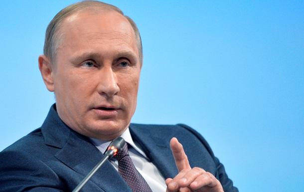 Путин рассказал, в каком случае пойдет на четвертый президентский срок