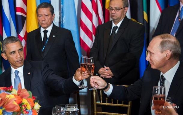 Без напряженности и накала. Белый дом рассказал о встрече Обамы и Путина