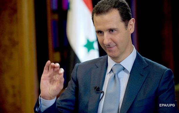 Асад просит Россию оказать военную помощь – Кремль