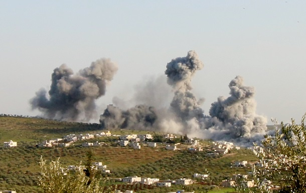 Минобороны РФ подтвердило начало авиаударов в Сирии