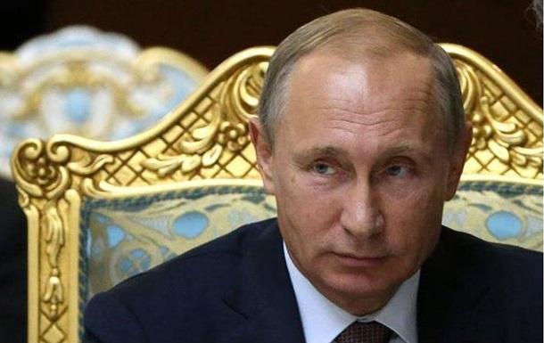 Путин: ЕС должен помочь Украине оплатить российский газ