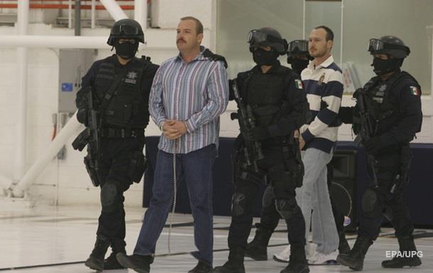 Власти Мексики выдали США одного из крупнейших наркобаронов