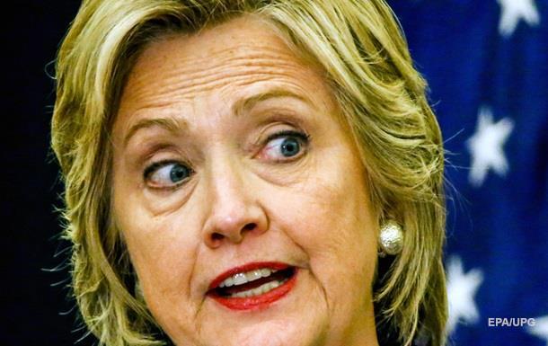 Электронную почту Хиллари Клинтон пытались взломать хакеры из России