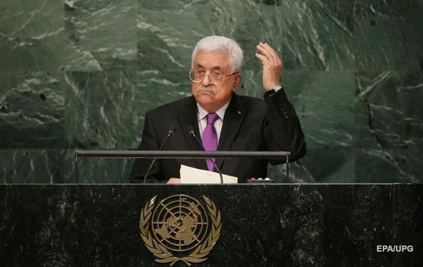 Палестина разорвала мир с Израилем
