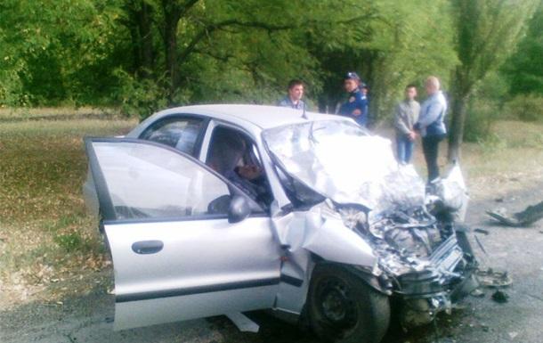 На Днепропетровщине в ДТП погибли три человека