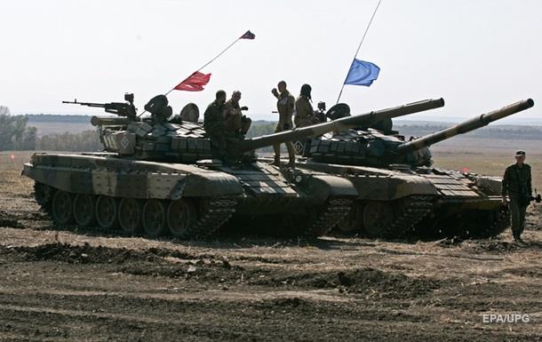 В ЛНР назвали дату отвода вооружений