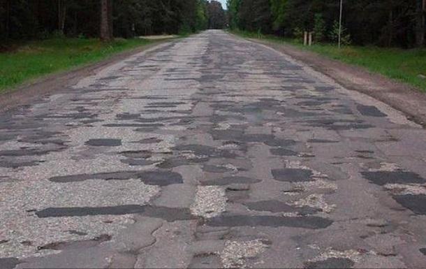 Укравтодор: К зиме готовы всего треть дорог в стране