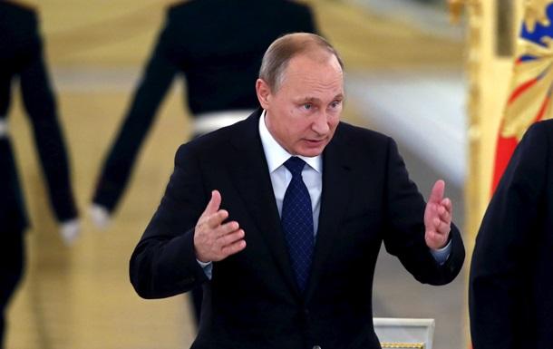 Путин: Кризис на востоке Украины разрешится нескоро