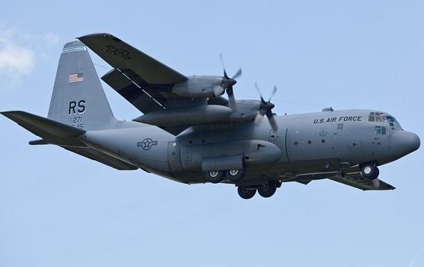 Американский самолет разбился в Афганистане