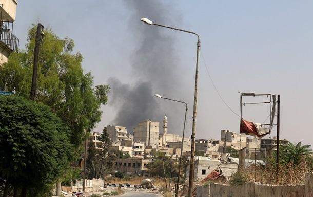 Коалиция призвала РФ не бомбить сирийскую оппозицию