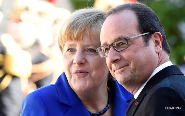 Меркель: Мы дали новые гарантии Минским соглашениям