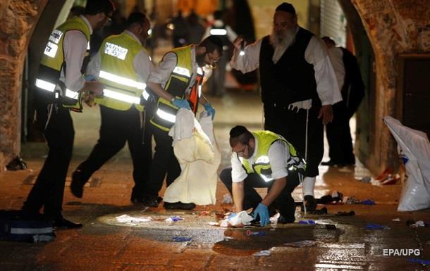 У Стены плача в Иерусалиме был совершен теракт
