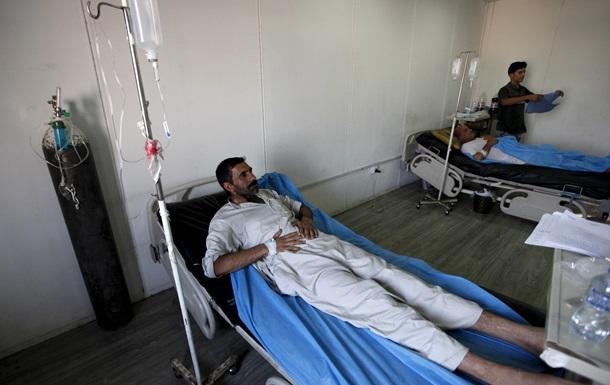 В Ираке вспышка холеры