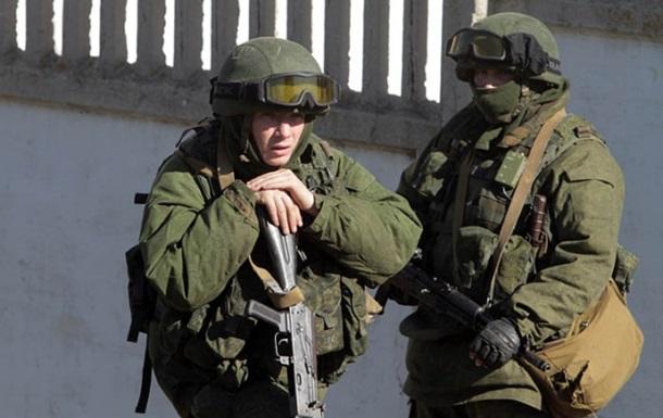 Крым получил из РФ новые образцы вооружения