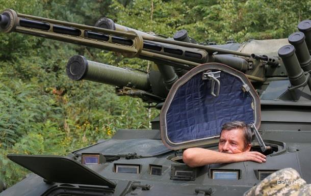 Сутки в АТО: неспокойно у Донецка и Мариуполя