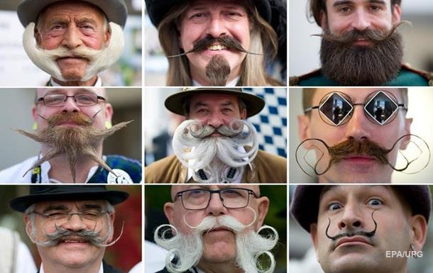 Чемпионат бород и усов: фото, видео